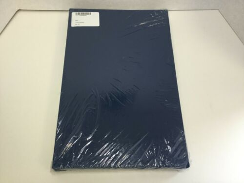 Lux 11 x 17 Cardstock 100lb Cover Cardstock, Navy Blue, 1117-C-103-100, 100 Pack