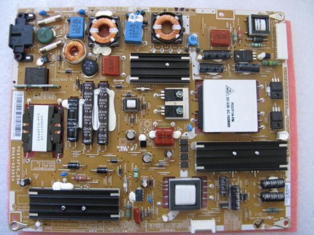 samsung tv power supply. power supply pd37af1e zsm pslf141b02a bn44-00355a samsung tv ue37c6530uk tv v