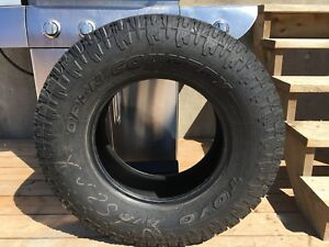 4 pneu toyo open country Lt 285 70/r17