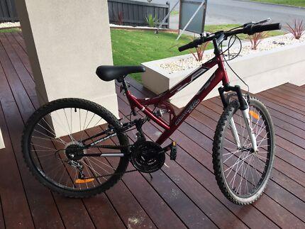 5 Speed Mountain Bike For Parts Bicycles Gumtree Australia
