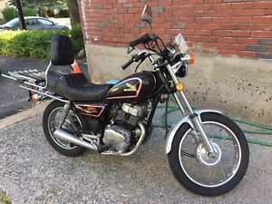 Honda cm250