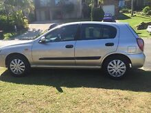 2005 nissan N16 Jacana Hume Area Preview