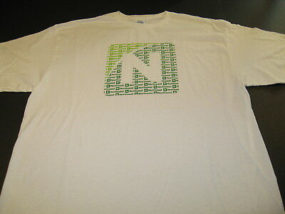 Northwest Bank   Colorful N Logo   Bright White T Shirt   New    Adult  Xl