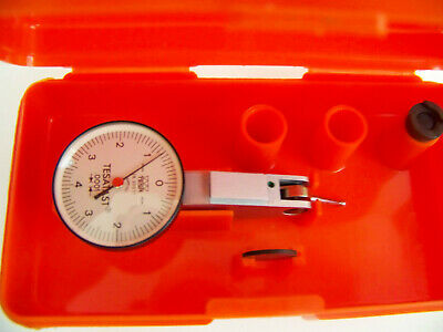 Brown Sharp Tesa 18.20011 Dial Test Indicator Top Mounted -0.0001 Accuracy