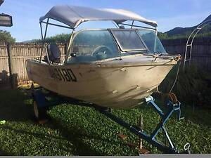 Hi I have for sale a solid classic Clarke 4.3 metre boat Cairns Cairns City Preview