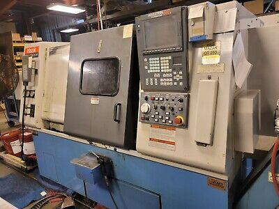 Mazak Quick Turn Qt-250 Cnc Turning Center Lathe 8 Chuck Fusion 640 - Mori Sl
