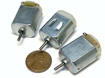 eBay - 3pcs 130 Small DC Motor 3-6V
