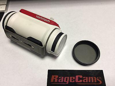 Slow Shutter (ND8 SLOW SHUTTER NEUTRAL DENSITY FILTER Glass Lens Cap for TomTom Bandit)