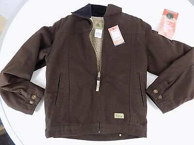 Berne Ladies Jacket, Dark Brown, Small (6-8), NWT, Womens Work Wear, Jacket