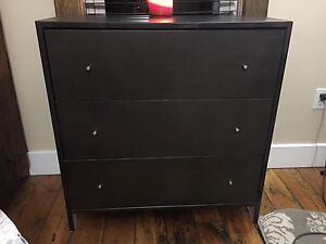 IKEA 3 drawer dresser