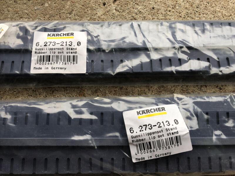 Karcher 6.273-213.0 Squeegee Blades (2 Blade Set)