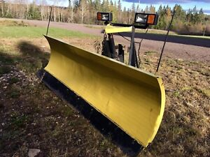 8' Fisher Snow Plow