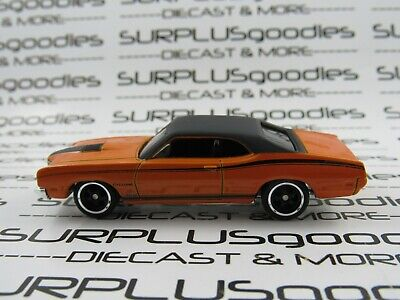 Hot Wheels LOOSE 2009 Larry's Garage 1970 '70 MERCURY CYCLONE w/Initials CHASE