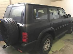 1998 Nissan Patrol Wagon Berkeley Vale Wyong Area Preview