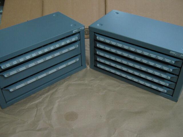 Huot Drill Bit Dispenser (organizer) Cabinet 13000 13025 ...