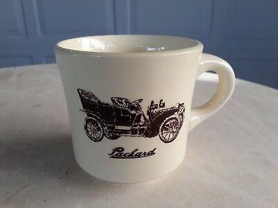 VTG Packard Automobile Mug/Cup USA 1910 Model Car Shaving Cream Holder for sale  Lubbock