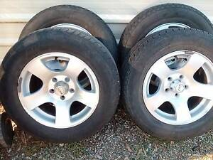 Rims amd tyres for Ford Hallett Goyder Area Preview