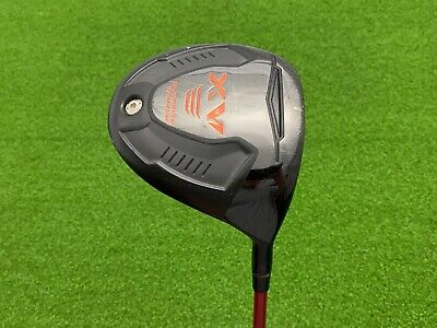 NICE Acer Golf XV ULTIMATE THRIVER DRIVER Right RH Graphite Motore F1 7S X-STIFF