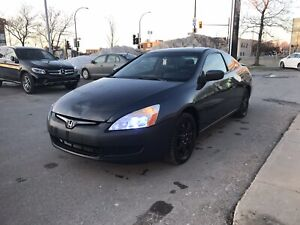 2004 HONDA ACCORD COUPE FULLY LOADED