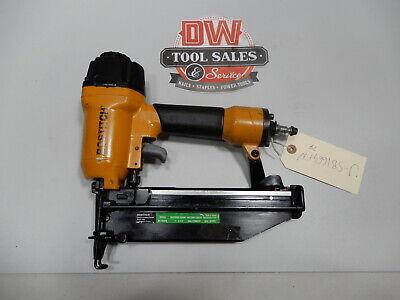 Bostitch 16 Gauge Straight Finish Nailer 2 12 Used Trim Nail Gun