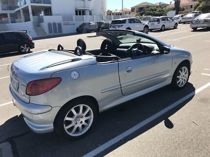 2004 Peugeot 206 CC Manual MY04 Scarborough Stirling Area Preview