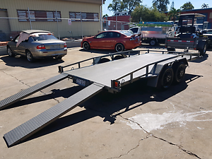 Car Trailer For Sale Manoora Cairns City Preview