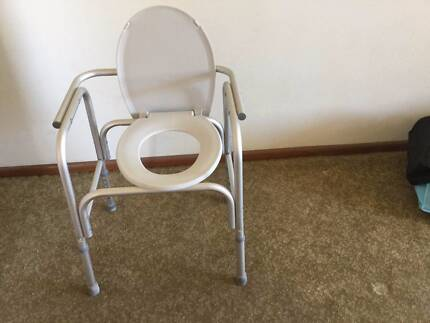 Over Toilet Aid & Shower Chair | Miscellaneous Goods | Gumtree ...