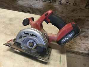 Skil Saw with battery