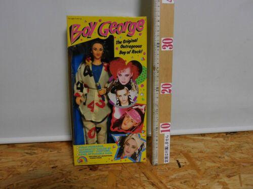 Boy George Culture Club Doll 12in. 30cm SHARPEGRADE Original Box 1984