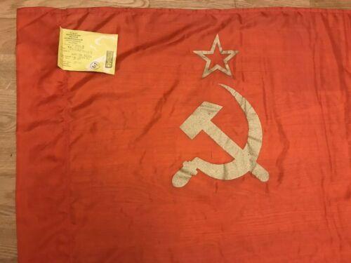 Original Great Flag USSR Vintage