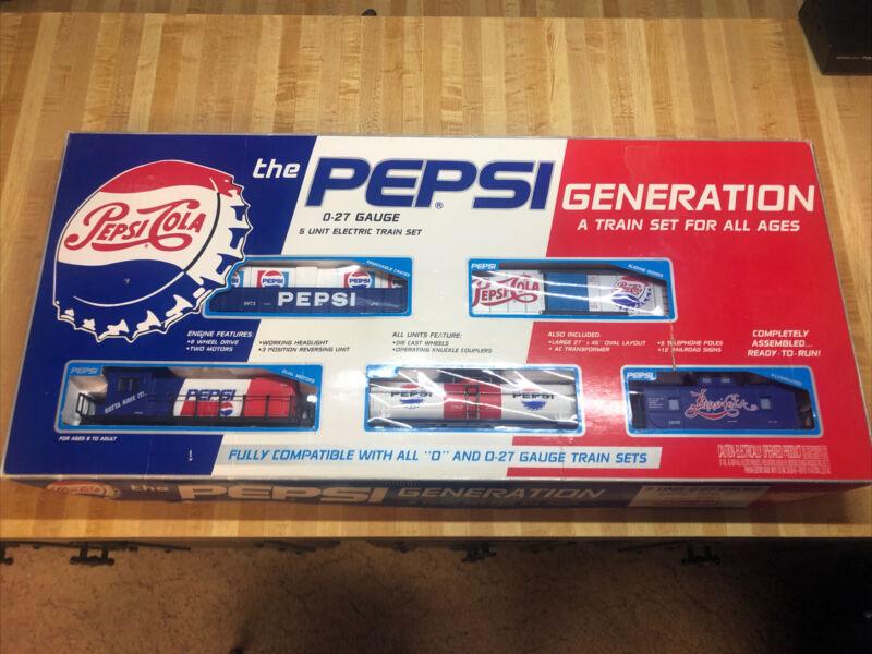 Pepsi Generation Train set