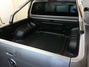 As new Genuine VW tub liner for dual cab chassis Amarok 11-16 17? Hughes Woden Valley Preview