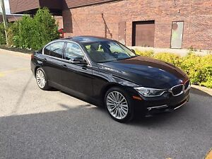 BMW 328 i xDrive 2013 Luxury Line