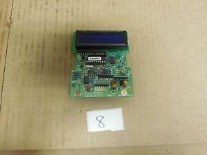 BALDOR CIRCUIT BOARD P001-1 REV C FOR DRIVE DISPLAY P191-2A