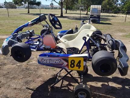 Go Kart X2-31