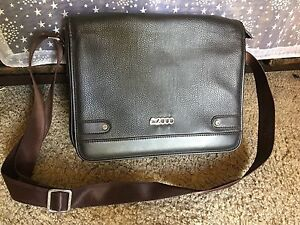 F2000 brown leather business Satchel - men's Lane Cove West Lane Cove Area Preview