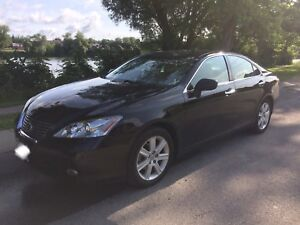 2008 Lexus ES 350 with very low mileage