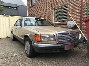 1984 mercedes 380se service repair manual 84