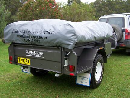 Camper trailer Billabong Safari Off Road Berry Shoalhaven Area Preview