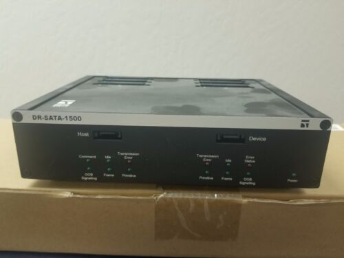 Data Transit Finisar BUS DOCTOR DR-SATA-1500 Serial ATA Protocol Analyzer