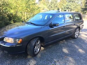 Selling my family sport wagon.