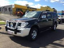 2005 Nissan Navara D40 Commonrail Turbo Diesel Dual Cab Ute Yeerongpilly Brisbane South West Preview