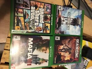 4 games $40!