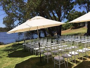 Umbrella hire $40.00 each with base Upper Swan Swan Area Preview