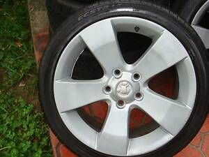 Set Of 18@ Genuine Holden Monaro CV8 Rims 5 Stud x 120 PCD Green Valley Liverpool Area Preview