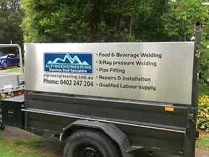 Alpine Mobile Welding services Oatley Hurstville Area Preview