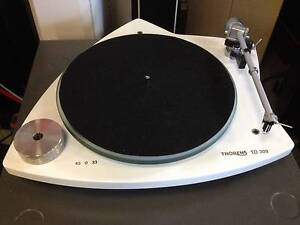 Quality pre-owned turntables - Stanton, Linn, Thorens, more... Phillip Woden Valley Preview