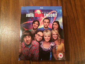 Big Bang Theory season 1-8 boxset