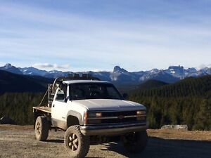 1994 Gmc front diff and Tcase