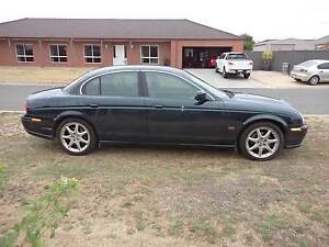 2001 Jaguar S Type Sedan Ballarat Central Ballarat City Preview